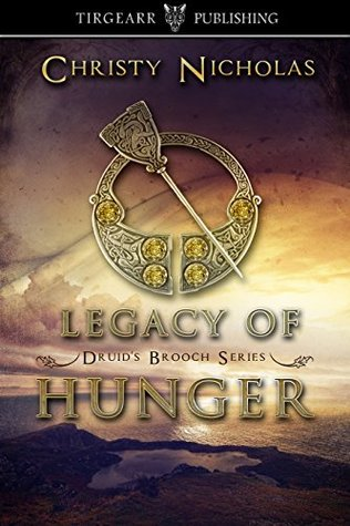 Legacy of Hunger by Christy Nicholas