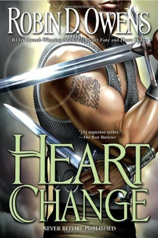 Heart Change (Celta's Heartmates, #8)