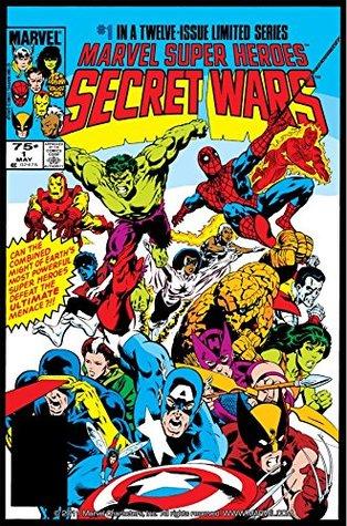 Secret Wars (1984-1985) #1