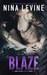 Blaze (Storm MC, #2.5) by Nina Levine