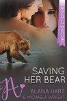 Saving Her Bear (The Bears of Blackrock, #1)