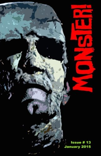 Monster! #13: January 2015 - Hammer Studios Special