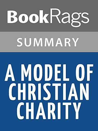 A Model of Christian Charity by John Winthrop l Summary & Study