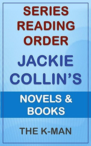 Series List - Jackie Collins - In Order: Novels and Books