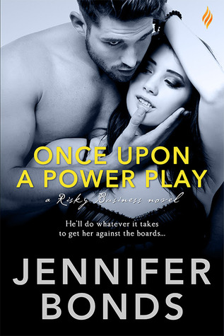 Once Upon a Power Play Book Cover