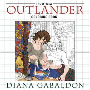 The Official Outlander Coloring Book An Adult By