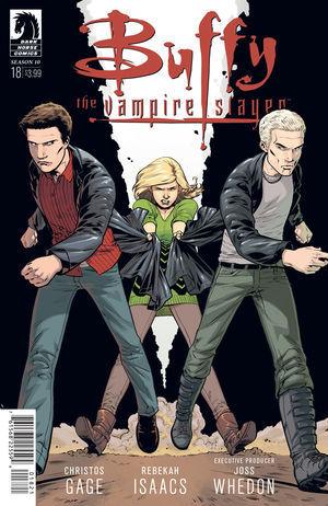 Buffy the Vampire Slayer: Old Demons, Conclusion (Season 10, #18)