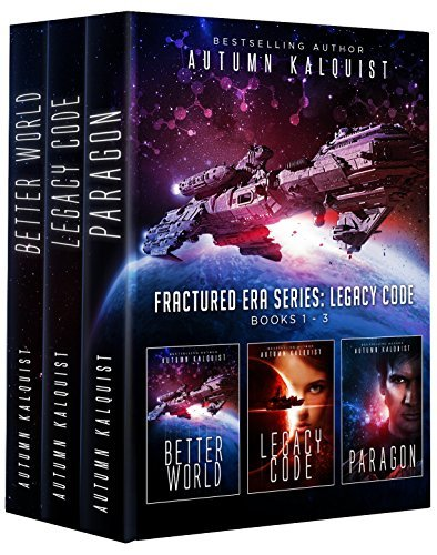 Fractured Era: Legacy Code Bundle  (Legacy Code, #0.5,1,2; Fractured Era, #6-8)