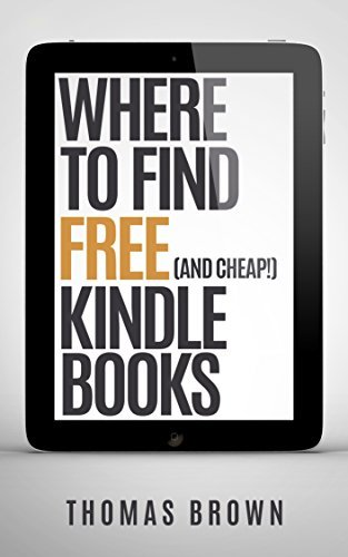 Where to Find Free (and Cheap!) Kindle Books