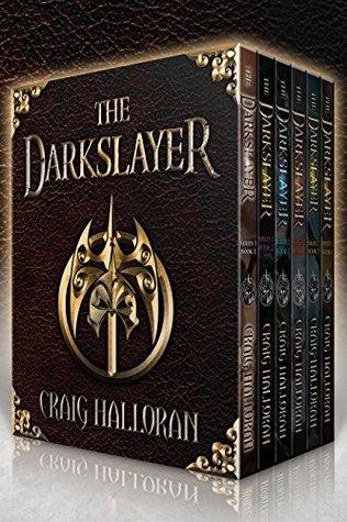 The Darkslayer Omnibus (Darkslayer #1-6)