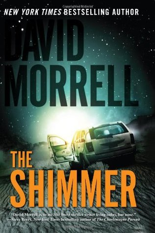The Shimmer by David Morrell