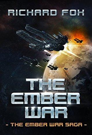 Ebook The Ember War by Richard  Fox PDF!