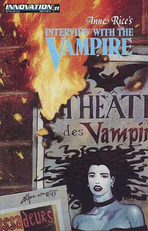 Anne Rice's Interview With the Vampire #11
