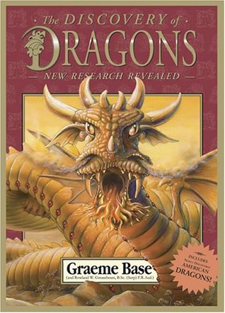 The Discovery of Dragons by Graeme Base