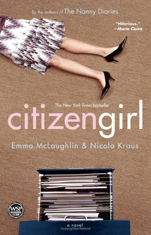 Citizen Girl by Emma McLaughlin