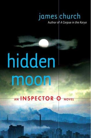 Hidden Moon (Inspector O, #2)