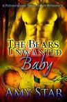 The Bear's Unwanted Baby (Star Bears, #1)