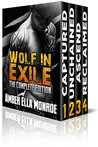 Wolf in Exile by Amber Ella Monroe