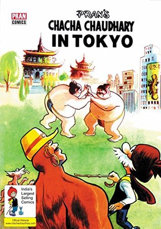 CHACHA CHAUDHARY IN TOKYO