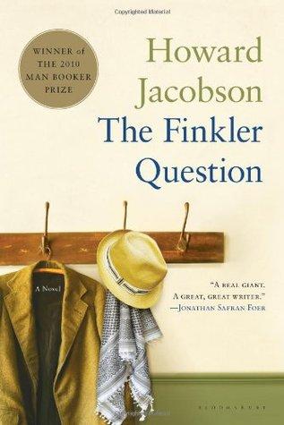 the finkler question jacobson howard