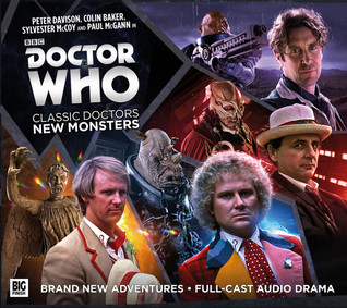 Doctor Who: Classic Doctors, New Monsters Volume 01