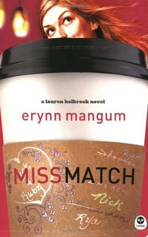 Miss Match (Lauren Holbrook, #1)
