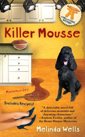 Book Review: Melinda Wells' Killer Mousse