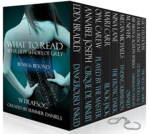 What To Read After Fifty Shades of Grey: BDSM & Beyond