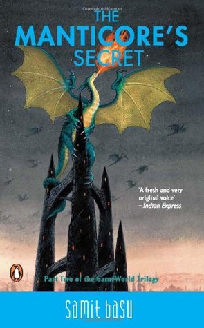 The Manticore's Secret (GameWorld Trilogy #2)
