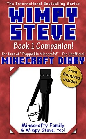 Minecraft Games, Jokes, Fun Activities & Much More! (Wimpy Steve Book 1.5): Companion Book to Diary of a Wimpy Steve: Trapped in Minecraft! (Minecraft Books for Kids 4)
