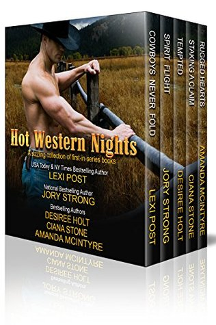 Hot Western Nights: A sizzling collection of first-in-series books