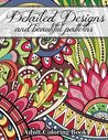 Detailed Designs and Beautiful Patterns by Lilt Kids Coloring Books