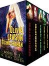 Olivia Lawson Techno-Shaman Series (Books 1 - 5)
