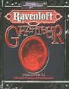 Ravenloft Gazetteer - Volume 2: Legacies of Terror