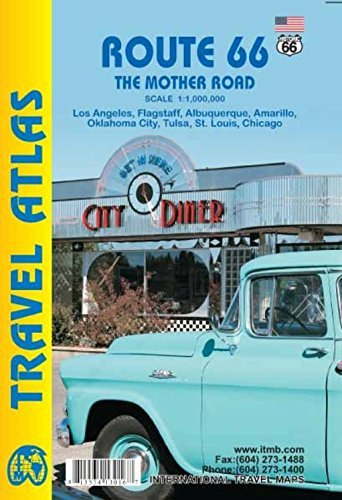 Route 66 The Mother Road atlas itm