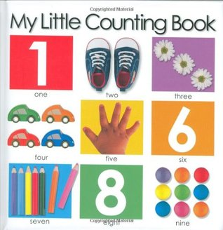 My Little Counting Book (My Little Books)