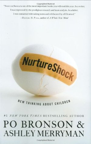 NurtureShock by Po Bronson
