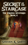 Secret of the Staircase (The Virginia Mysteries #4)
