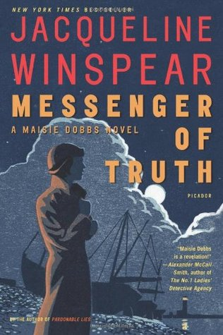 Book Review: Jacqueline Winspear's Messenger of Truth