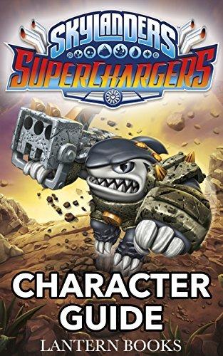 Skylanders SuperChargers - Character Guide
