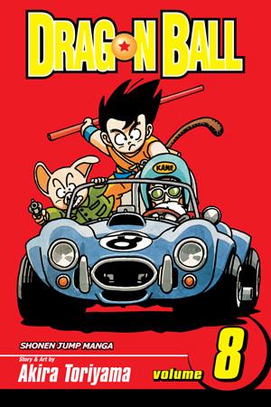 Dragon Ball, Vol. 8: Taopaipai and Master Karin (Dragon Ball, #8)