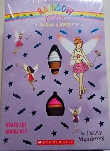 Rainbow Magic the Sugar & Spice Fairies Boxed Set