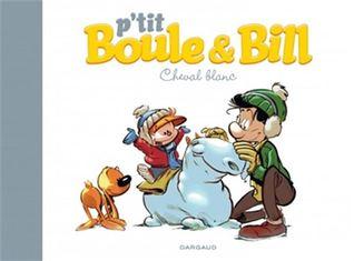 Cheval blanc (p'tit Boule et Bill, tome 5)