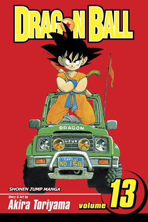 Dragon Ball, Vol. 13: Piccolo Conquers the World (Dragon Ball, #13)
