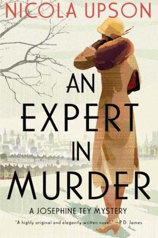 An Expert in Murder by Nicola Upson
