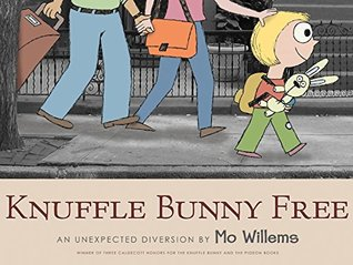 Knuffle Bunny Free by Mo Willems