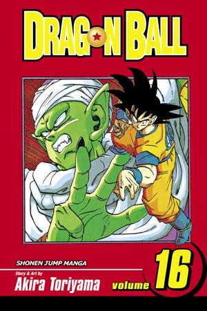 Dragon Ball, Vol. 16: Goku vs. Piccolo