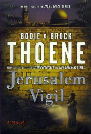 Jerusalem Vigil (Zion Legacy, #1)