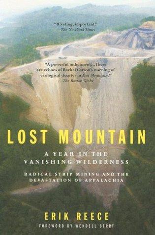 Lost Mountain by Erik Reece