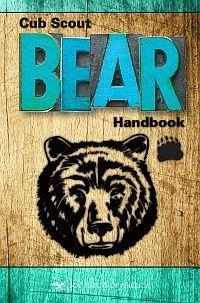 Cub Scount Bear Handbook by Boy Scouts of America